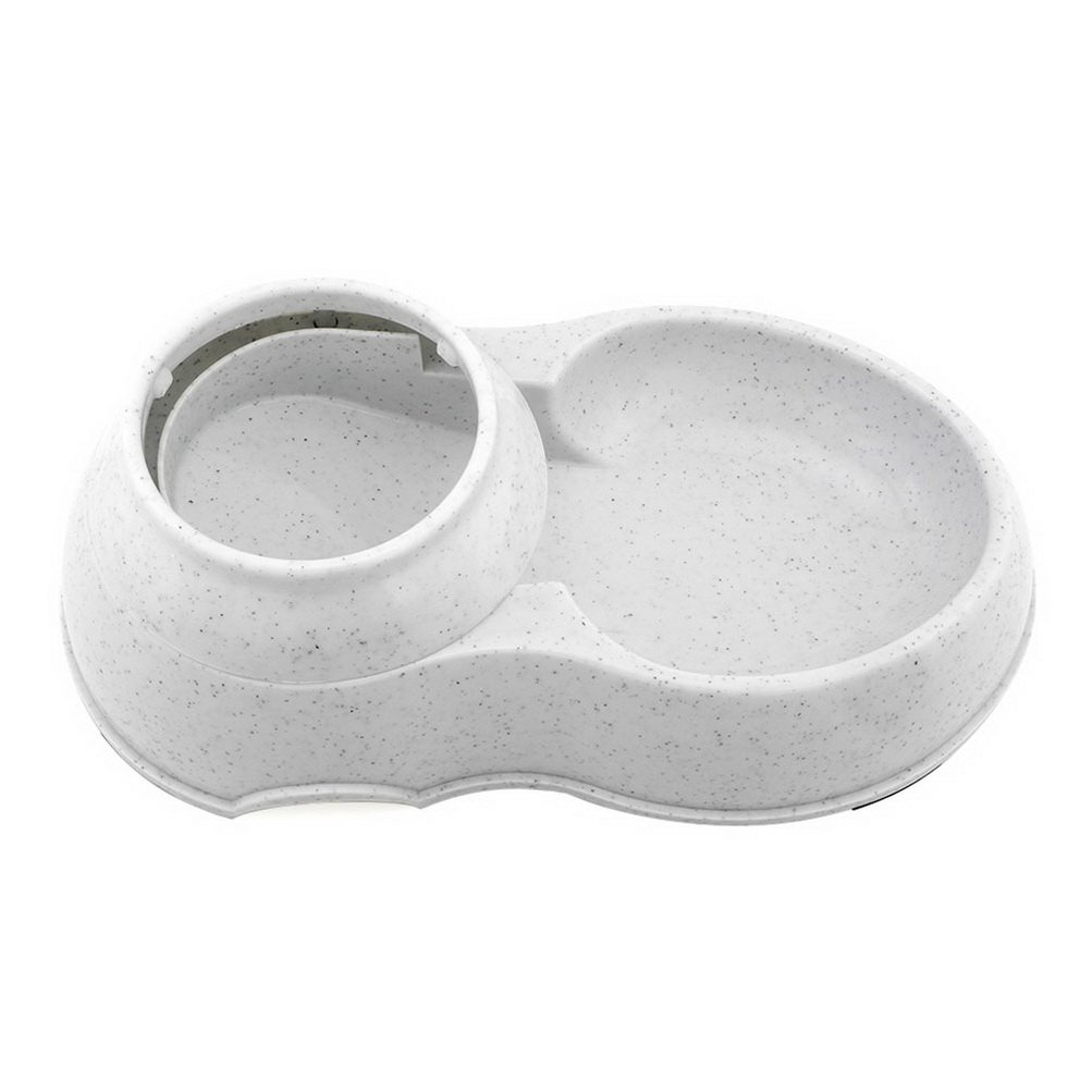 ZUNEA Small Dog Automatic Cat Feeders Pet Self Feeders Convenient 3.5L by ZUNEA (Image #4)