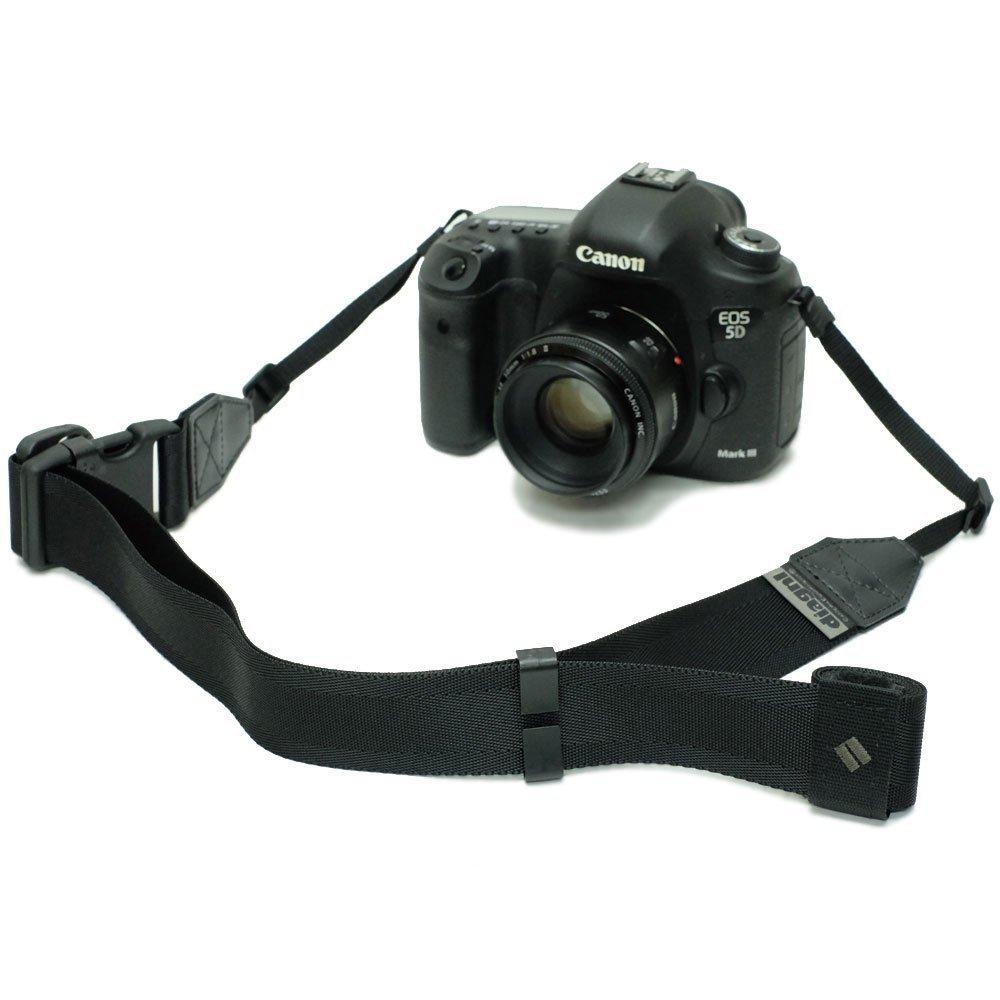 diagnl Ninja cámara Correa 38 mm), color negro: Amazon.es ...