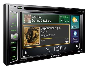 Amazon.com: Pioneer AVH-X1750DVD 6.2