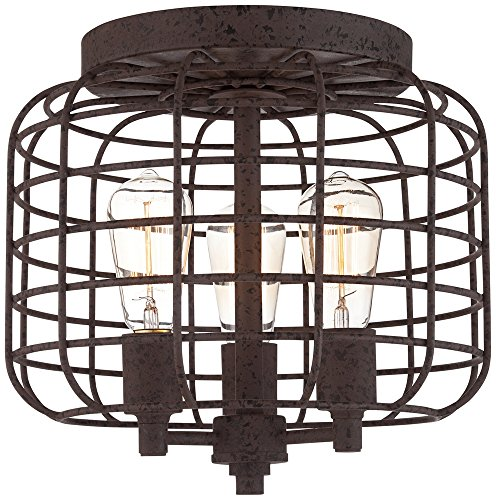 Larkin Industrial Metal Ceiling Light product image