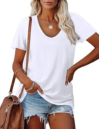Women/'s Fashion Athletic Casual Dolman Top Blouse Shirt Summer Soft Yoga