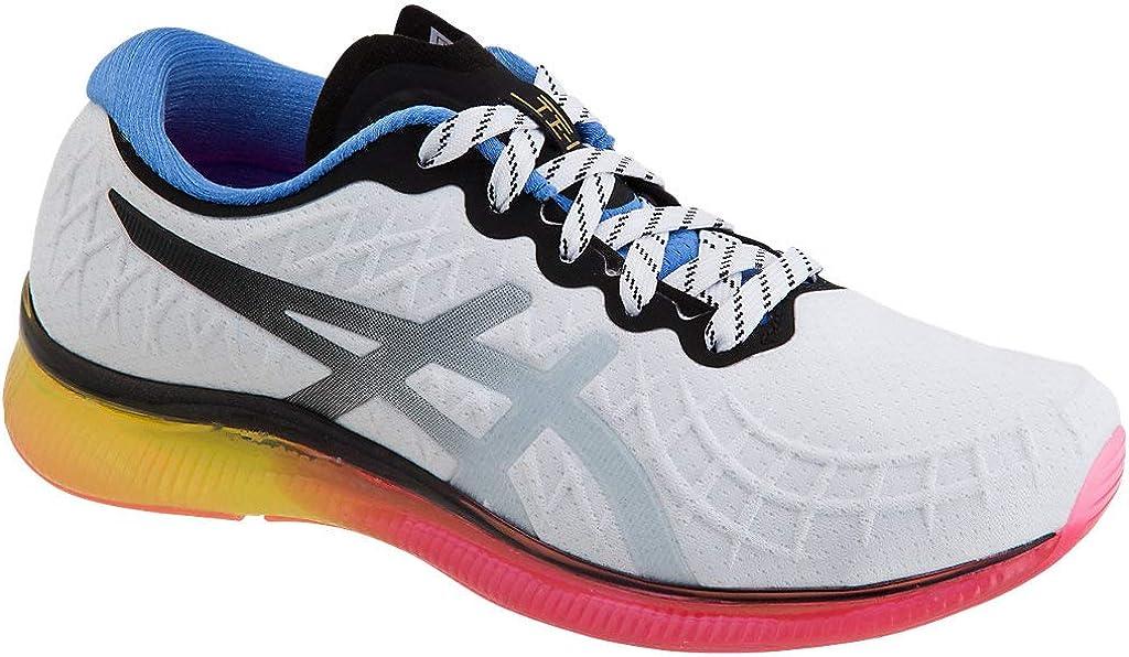 ASICS - Womens Gel-Quantum Infinity Shoes White Blue Coast