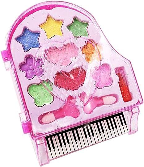 Duquanxinquan - Kit de pintura para el rostro de los niños, kit de maquillaje para niños, juguete