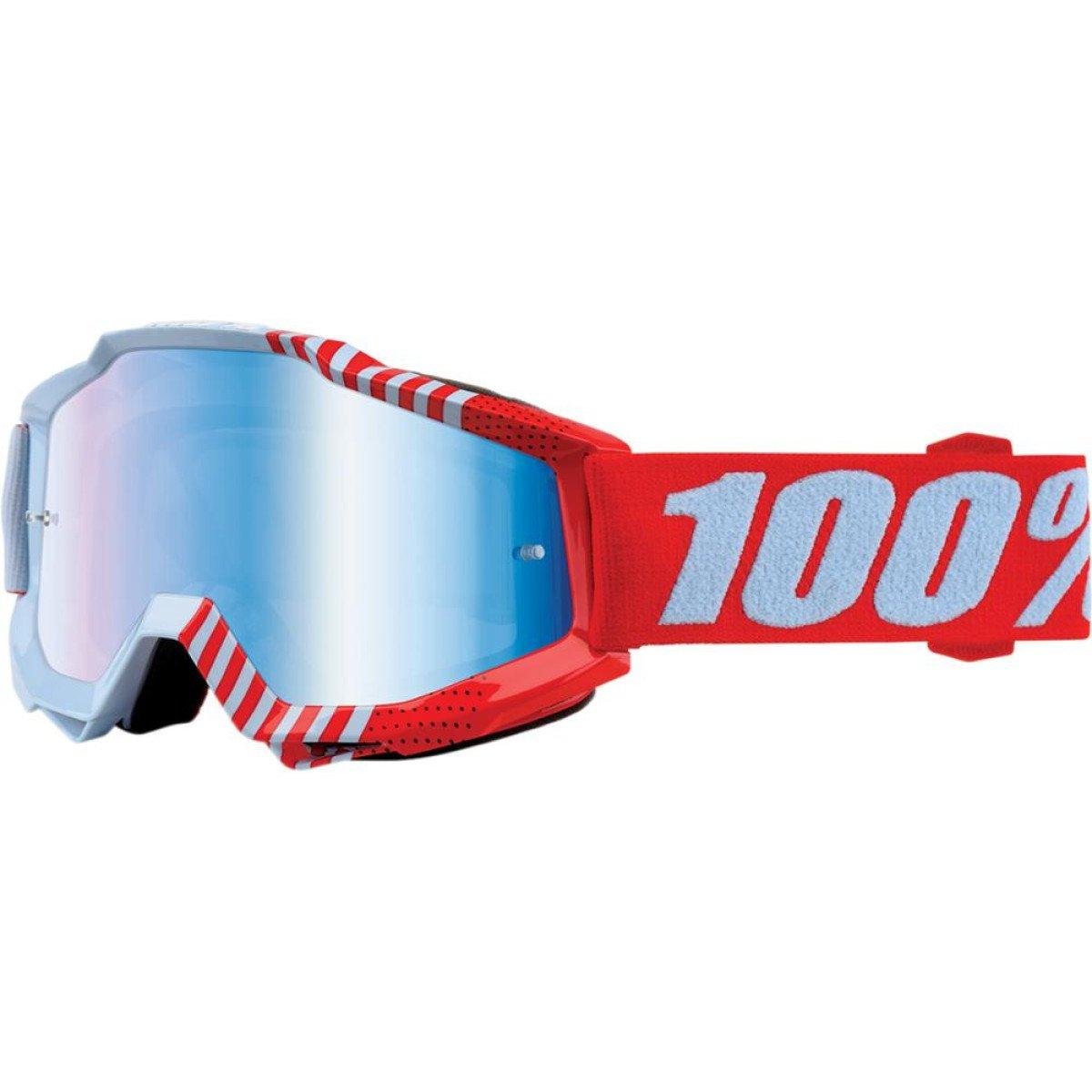 100/% Crossbrille Accuri Cupcoy Klar Anti-Fog