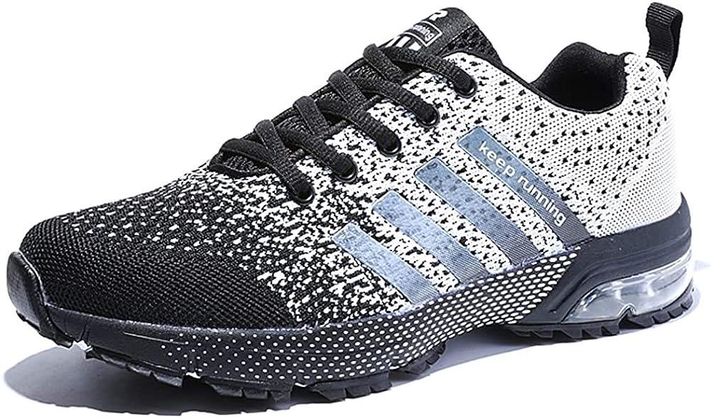 Kuako Zapatillas de Deporte Respirable para Correr Deportes ...