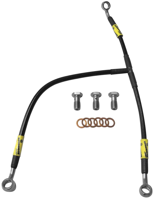 Goodridge Superbike Pro Brake Line Kit YA2881-1RC//BK Z03-1791