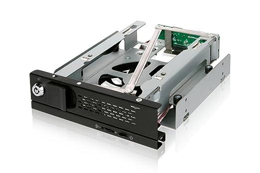 """4 opinioni per Icy Dock- Box trayless con ventola 3,5"""" HDD per hard drive da 5,25"""""""