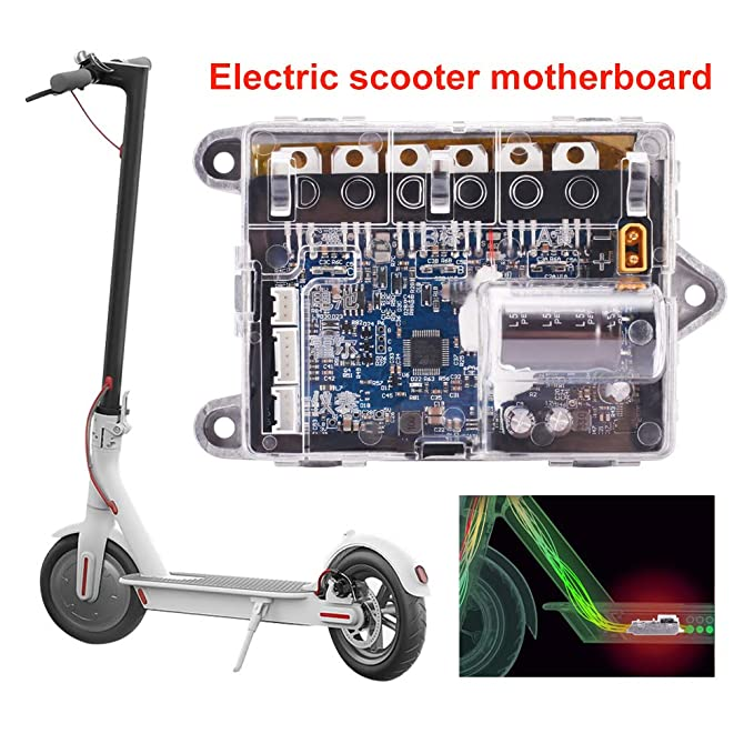 Konesky Screen Cover Bluetooth Circuit Board for Xiaomi Electric Scooter Mijia M365// M365 Pro Scooter Dashboard Cover Replacement Parts【Upgrade Version 】