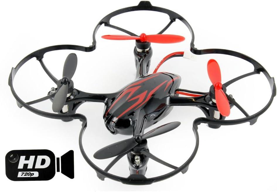 Hubsan x4 is at # 5 for best indoor drones.