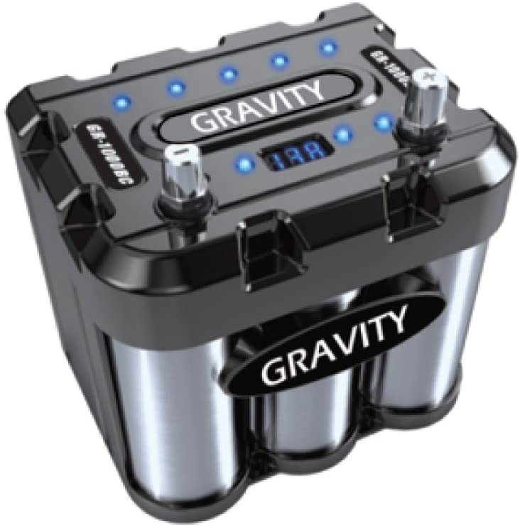 Gravity Audio 1000A Car Battery