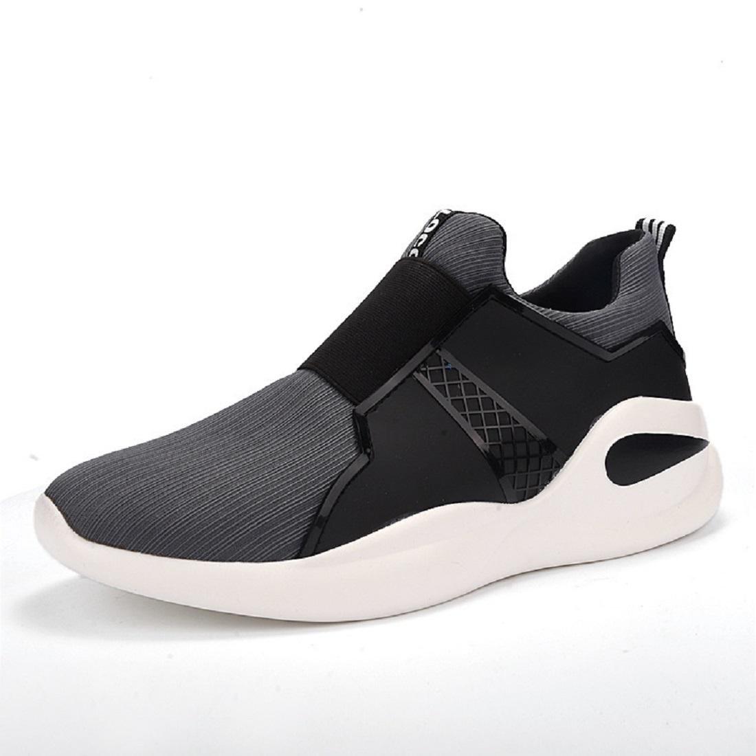 Herren Mode Lässige Schuhe Licht Atmungsaktiv Flache Schuhe Gemütlich Freizeitschuhe Schutzfuß Segeltuchschuhe EUR GRÖSSE 39-44