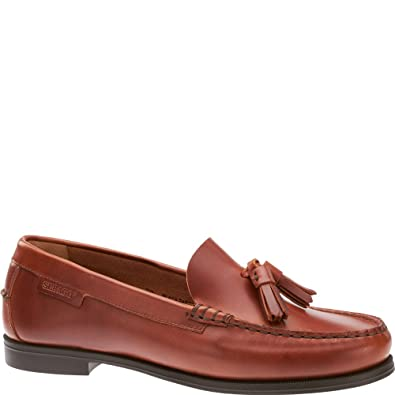 ccc410bafdf Sebago Women s Plaza Tassel Leather Shoes Brown in Size US 8.5 E ...