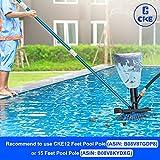"CKE Upgraded 14"" Wide Portable Pool Spa Jet Vacuum"