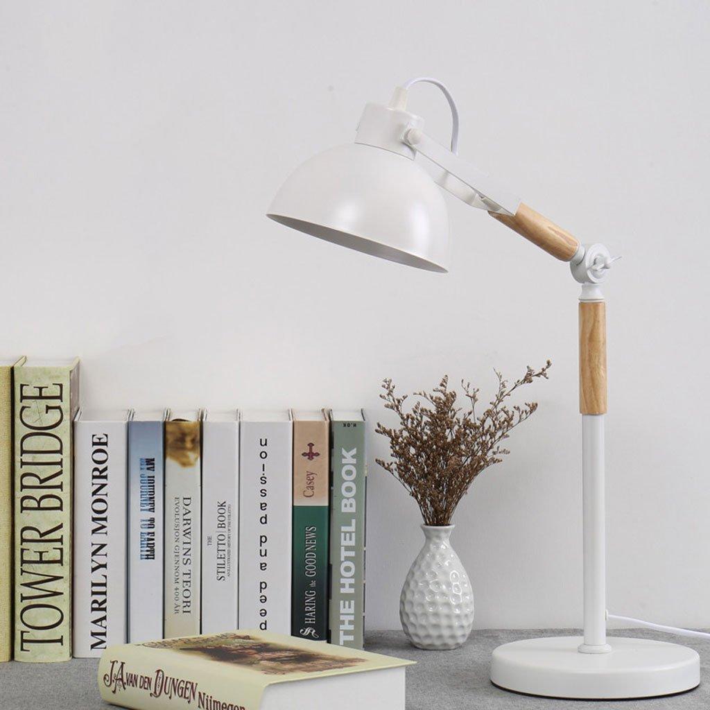 Lámpara de Mesa GYDD Nordic IKEA Ojos creativos Simples Retro Warm ...