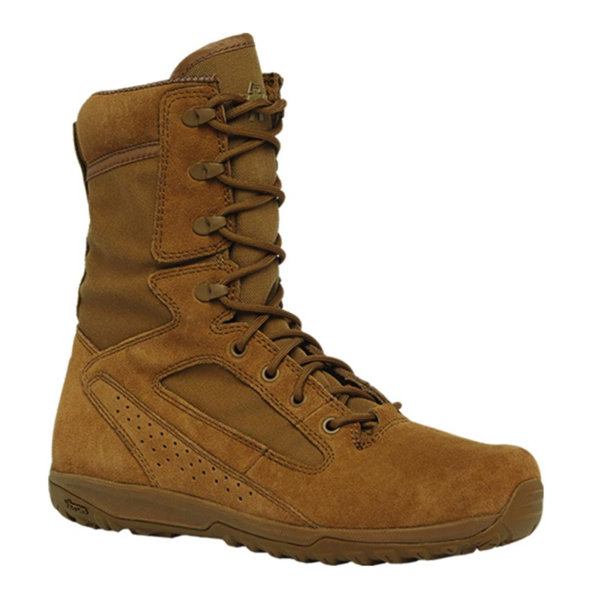 Tactical Research Belleville TR511 Mini-Mil Transition Boot, Coyote Brown, 13