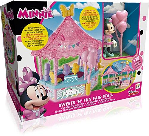 IMC Toys - Puestecito de Feria Minnie (181984): Amazon.es: Juguetes y juegos