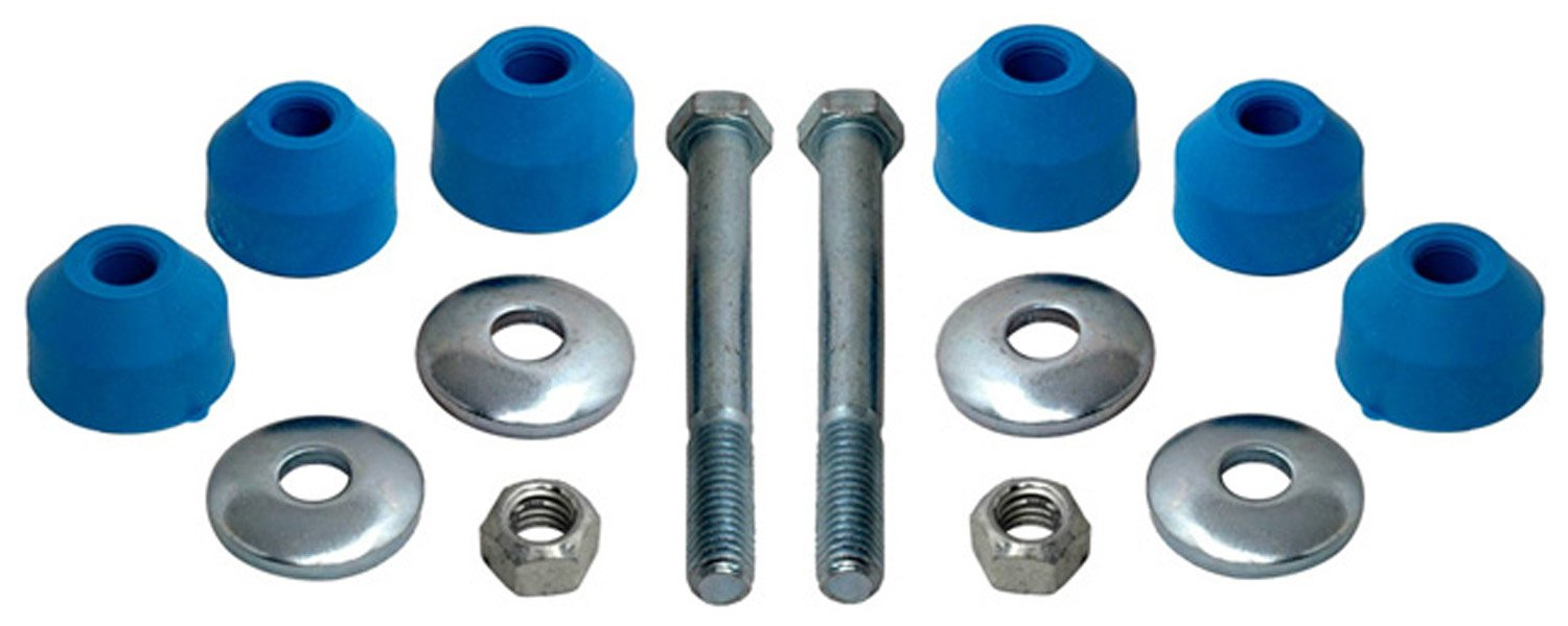 ACDelco 45G0019 Professional Rear Suspension Stabilizer Bar Link Kit with Hardware