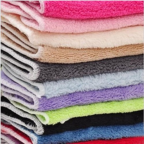 Clothful  Anti-Grease Cloth Bamboo Fiber Washing Towel Magic Kitchen Cleaning Wiping Rags