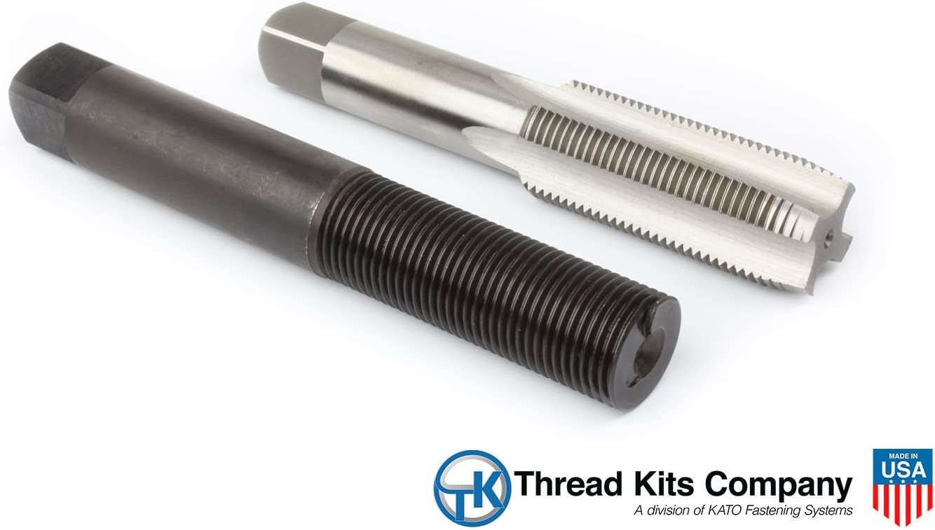 Perma-Coil 208-112 Thread Insert Pack 3//4-10 4PC Helicoil 5521-12