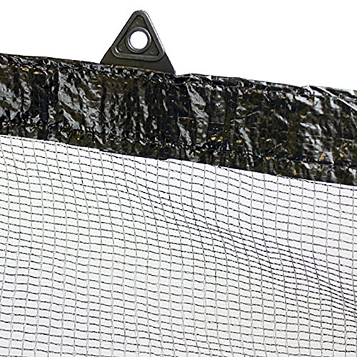 In The Swim Swimline W3000 12 ft Round Above Ground Pool Leaf Net Cover