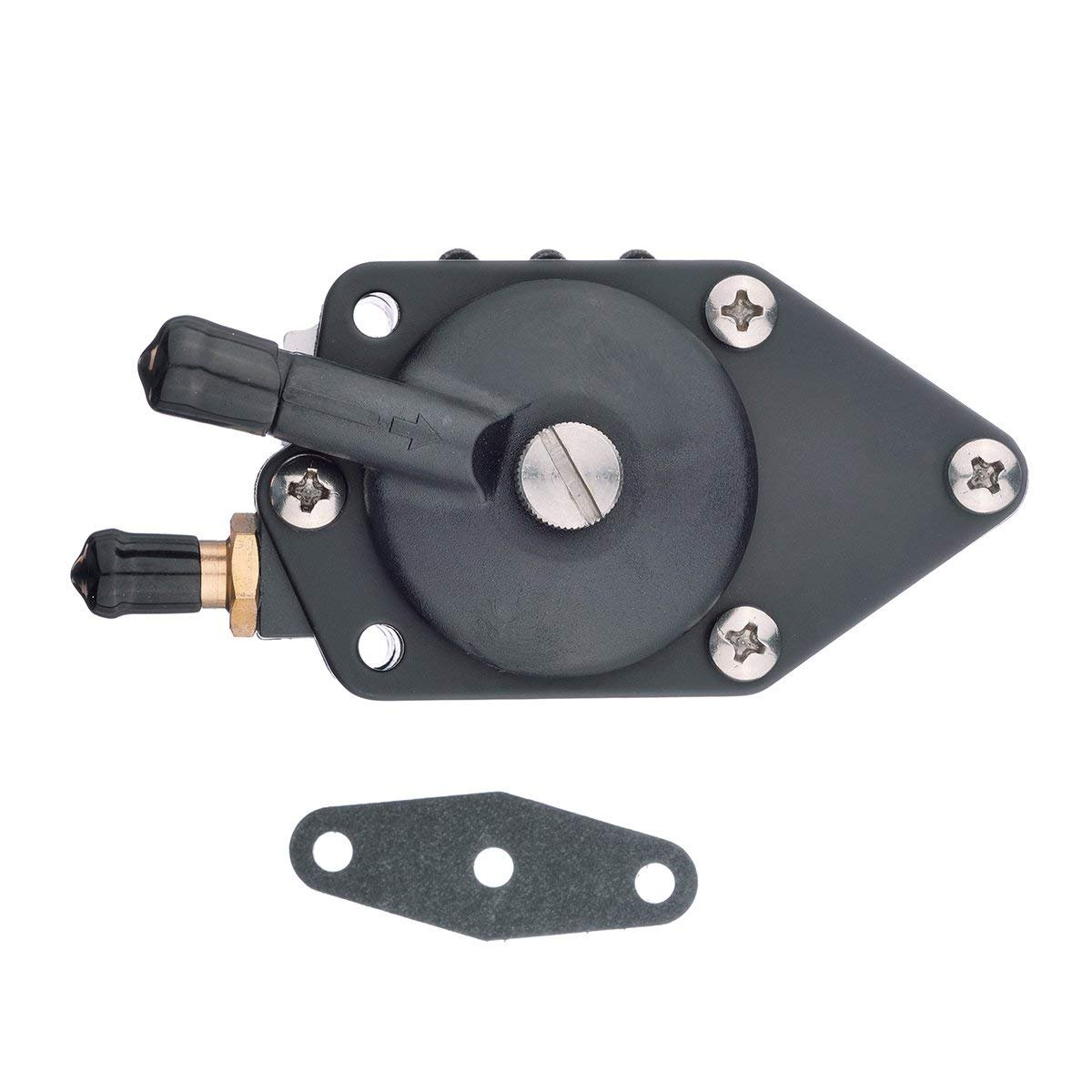 New! Outboard Fuel Pump with Gasket Fits For Johnson/Evinrude 20-140HP 48/90/115/HP 438556