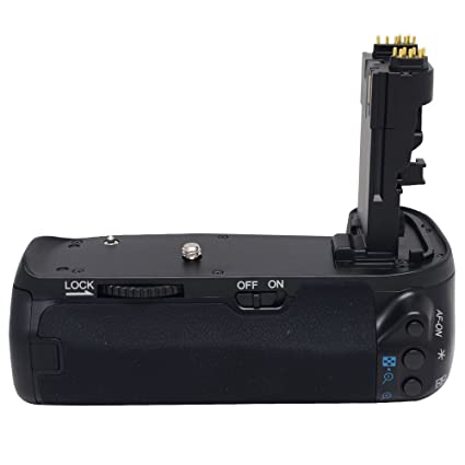 Mcoplus BG-70D 80d Juego de empuñadura de batería para cámara ...