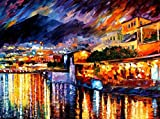 NAPLES VESUVIUS is an Oversized, One-of-a-Kind, ORIGINAL OIL PAINTING ON CANVAS by Leonid AFREMOV. We asked Leonid to paint some new, exciting and AFFORDABLE LARGE ORIGINALS for his collectors in the USA. Each of these AMAZING ORIGINAL Masterpieces a...