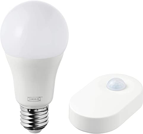 IKEA 203.389.44 - Kit de sensor de movimiento, color blanco: Amazon.es: Hogar