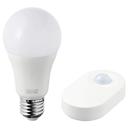 IKEA 203.389.44 - Kit de sensor de movimiento, color blanco