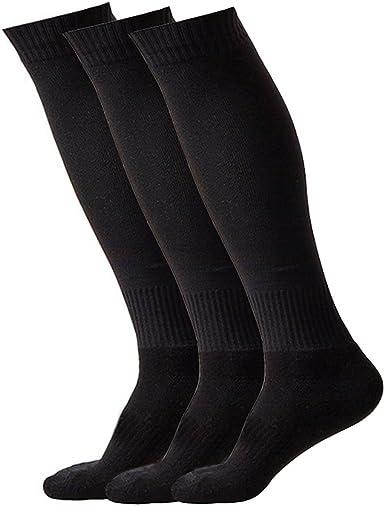 Men/'s Sports Football Soccer Footless Stockings Over Knee High Basketball Socks