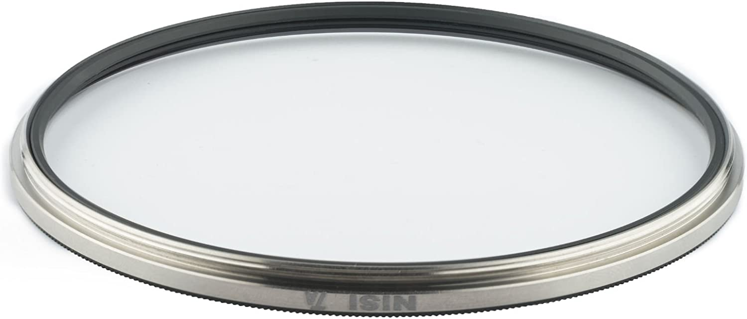 NiSi 67mm Ti Pro Nano UV Cut-395 Filter Titanium Frame