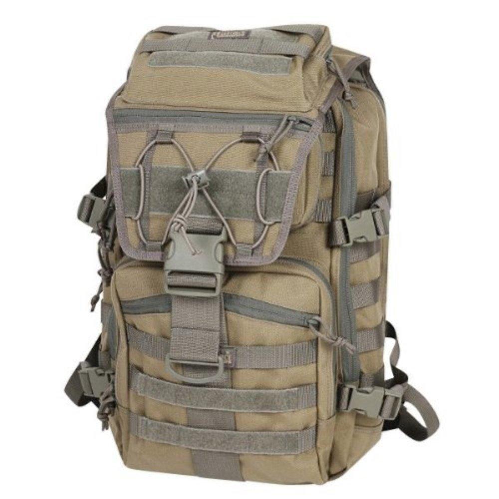 (マグフォース) MAGFORCE MF-0521 TYD Computer Backpack Tan/FGW Free Tan/FGW B00DNYNDYK
