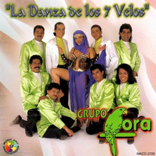 velos grupo lora from the album la danza de los 7 velos march 1 2011