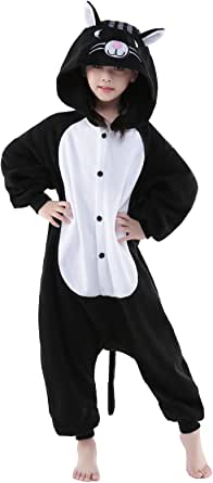 NEWCOSPLAY Homewear Unisex Children Onesie Costume