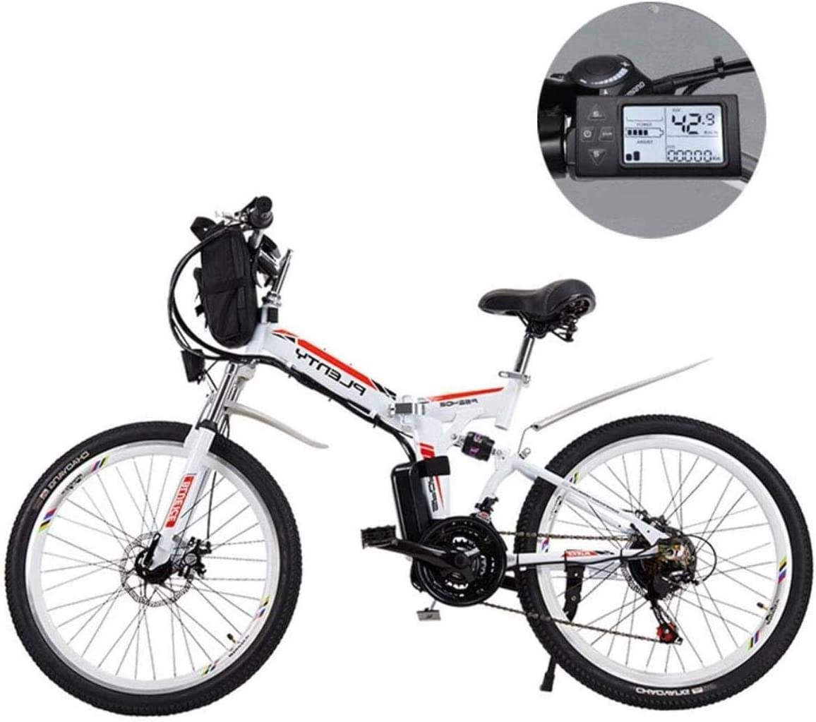 CSS 24-inch Electric Mountain Bikes