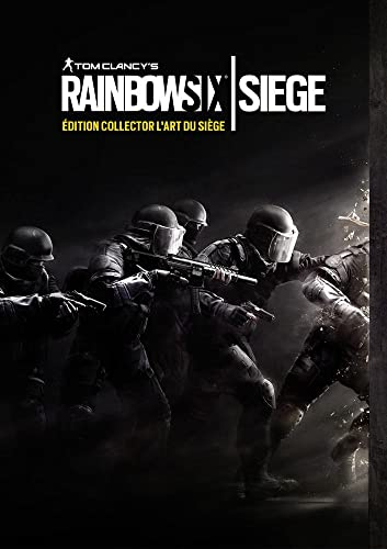 Ubisoft Rainbow Six: Siege Edition Collector, Xbox One ...