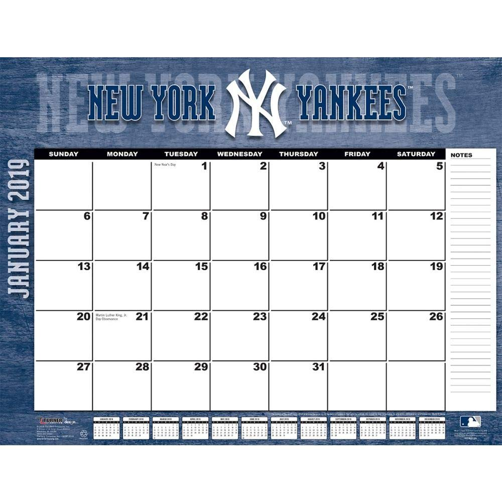New York Yankees Desk Pad, New York Yankees by Turner Licensing