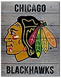 """KH Sports Fan 16""""x20"""" Chicago"""