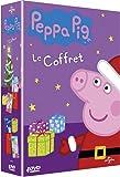 Peppa Pig - Coffret: À l'école + Les bulles + Les étoiles + Peppa fête Noël