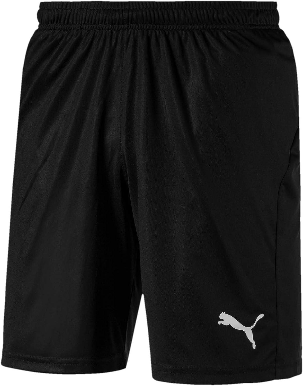 PUMA Liga Core Ms STS - Pantalones Cortos Hombre