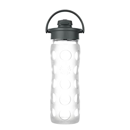 Review Lifefactory 16-Ounce BPA-Free Glass