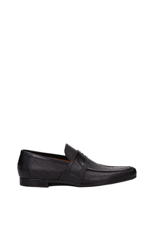 Gucci - Mocasines para hombre negro negro negro Size: 40: Amazon.es: Zapatos y complementos