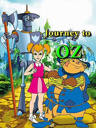 The Wizard Of Oz The Movie (Journey to Oz)