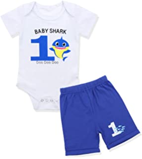 Infant Toddler Baby Boys Clothes Shorts Set Summer Cotton Sleeveless Outfits Set Tops and Short Pants