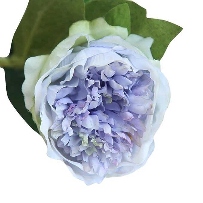 Trada Blumen Kopfe Kunstlich Blumen Kunstseide Gefalschte Blumen