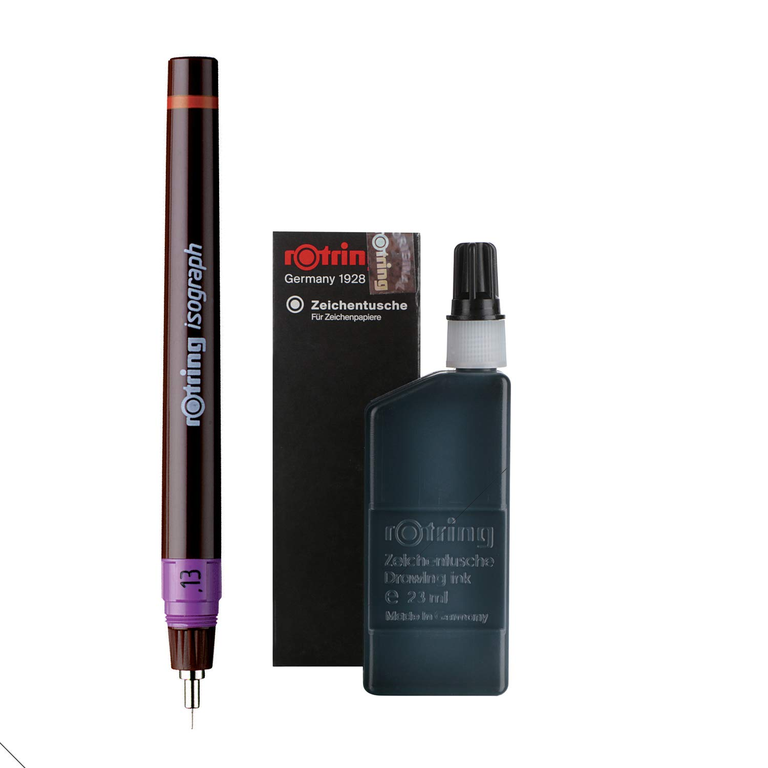 rOtring Isograph Technical Drawing Pen 0.13 mm