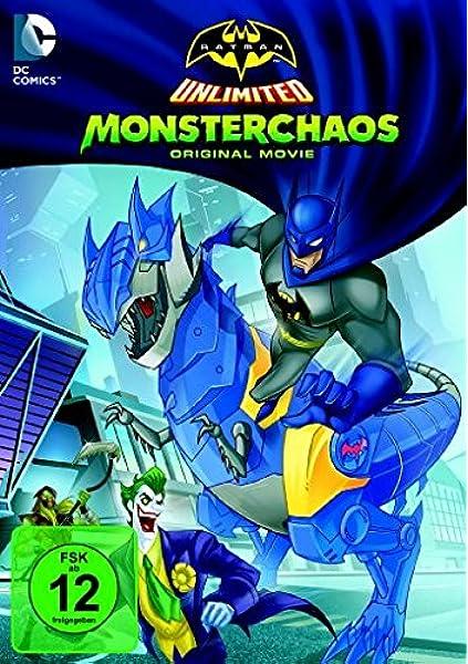 Batman Unlimited - Monster Chaos [Alemania] [DVD]: Amazon.es ...