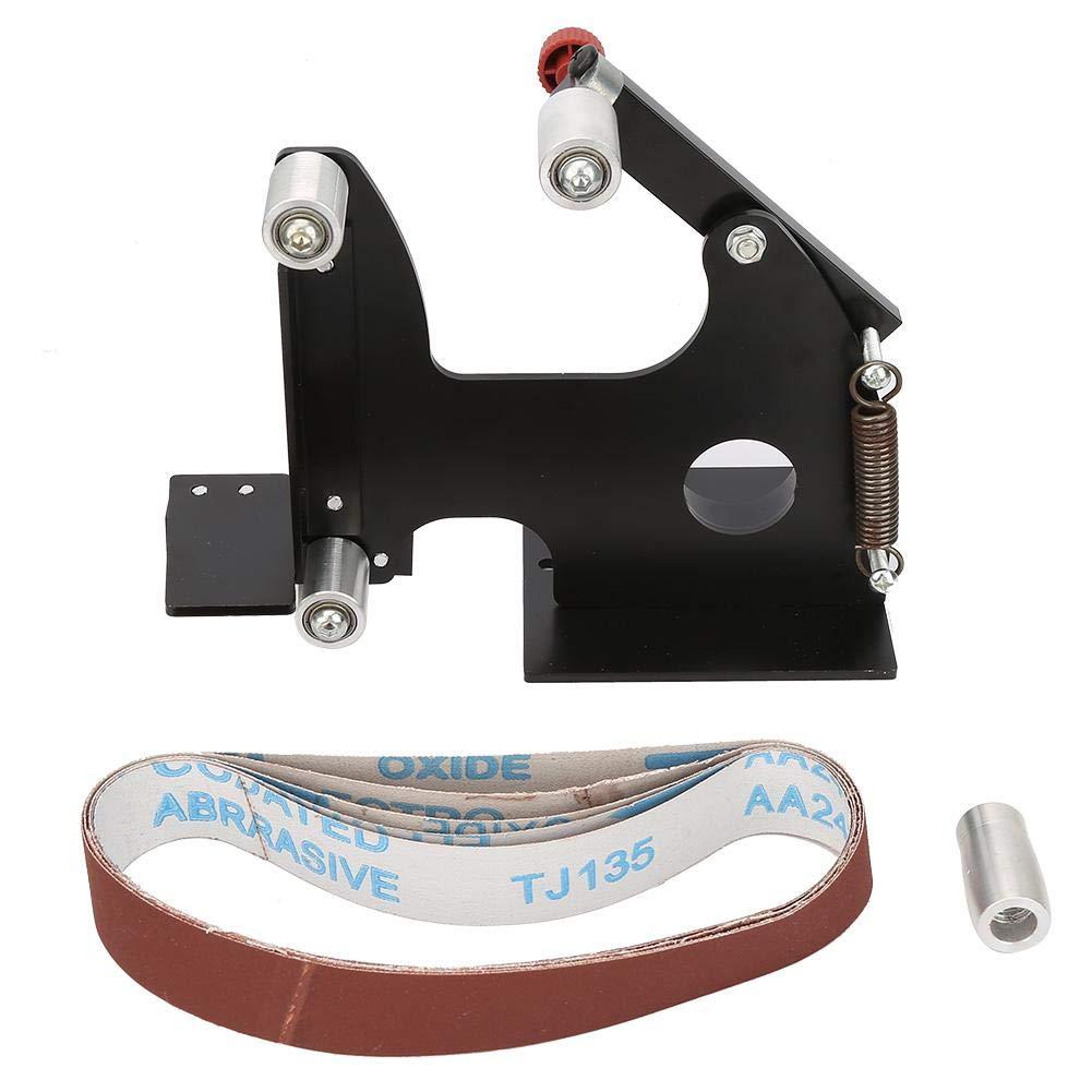 Accesorios para la máquina lijadora de banda, amoladora angular Accesorio de lijadora de banda Accesorios de adaptador de correa de lijado de repuesto(M14)