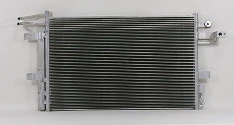 A-C condensador – directa de refrigeración para/fit 4241 13 – 16 Ford Taurus 3.5