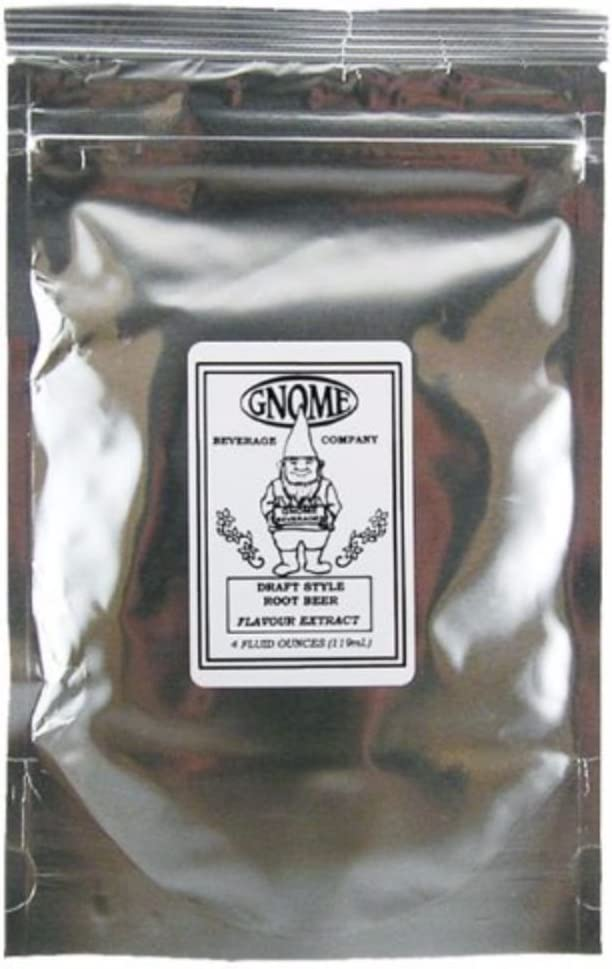 Gnome Soda Extracts, Draft Style Root Beer